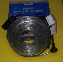389 Luces Manguera led 10mts